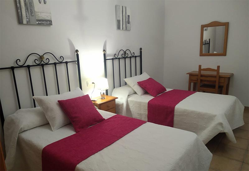 Primero Derecha - Apartamentos Corona en Cazorla