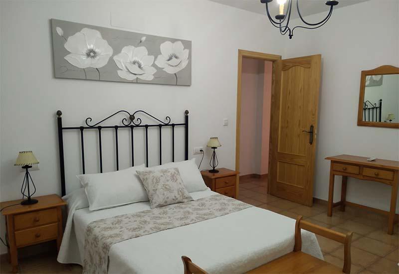 Primero Izquierda - Apartamentos Corona en Cazorla